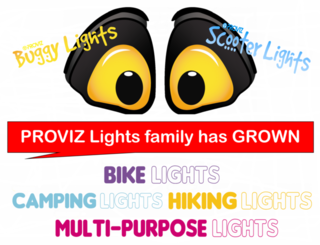 PROVIZ Double Lights