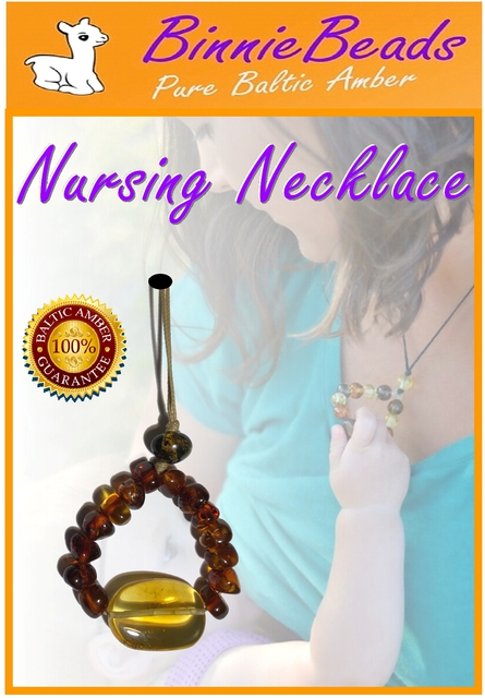 Binnie Beads Nursing Necklace