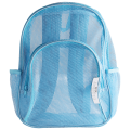 Mesh Backpack - Blue