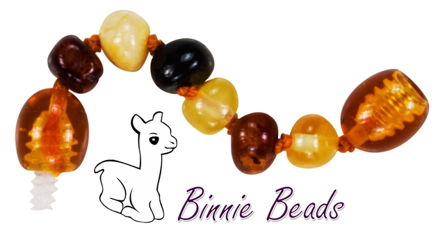 Binnie Beads Necklace Extensions 5cm