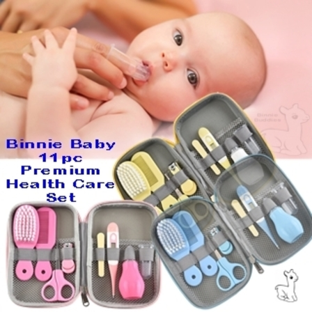 Binnie Baby Health Care Sets - 3 Colours - ARRIVED